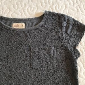 Hollister Lace Tee